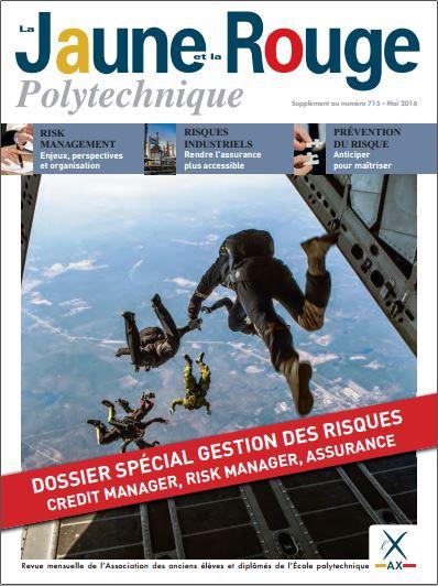 Retrouvez l'interview de Bruno Chamoin, Président Directeur Général d'Albingia dans le supplément «Risk Management et Assurance» du numéro de mai de la revue Polytechnique « La Jaune et La Rouge ».