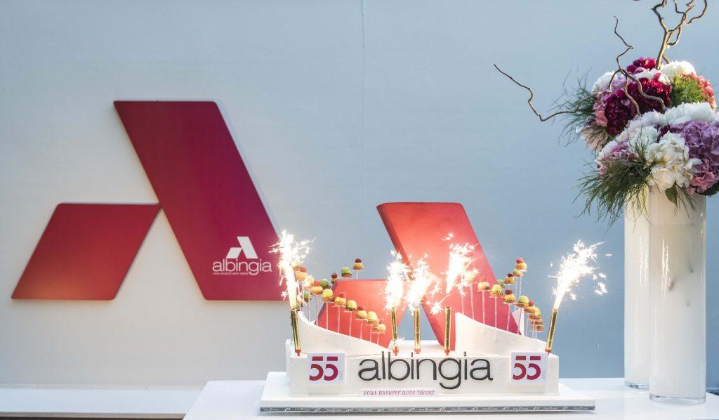 Albingia célèbre ses 55 ans de présence en France